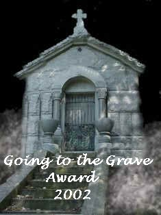 Going to the Grave Award