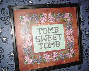 'Tomb Sweet Tomb' Sampler